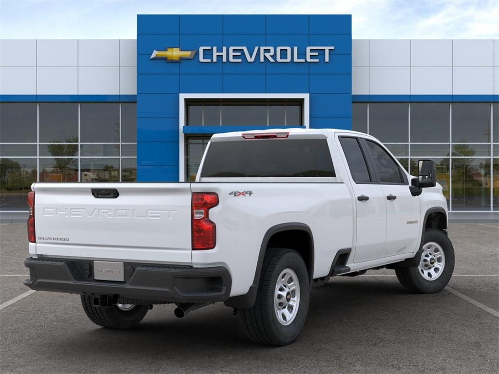 2020 Chevrolet Silverado 2500 Double Cab 4x4, Pickup #C203520 - photo 2