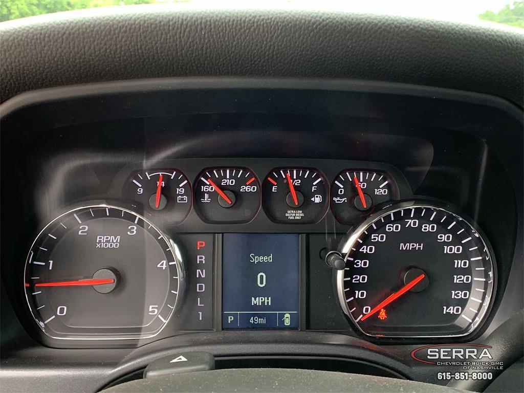 2020 Chevrolet Silverado 4500 Regular Cab DRW 4x2, Wil-Ro Platform Body #C203711 - photo 14