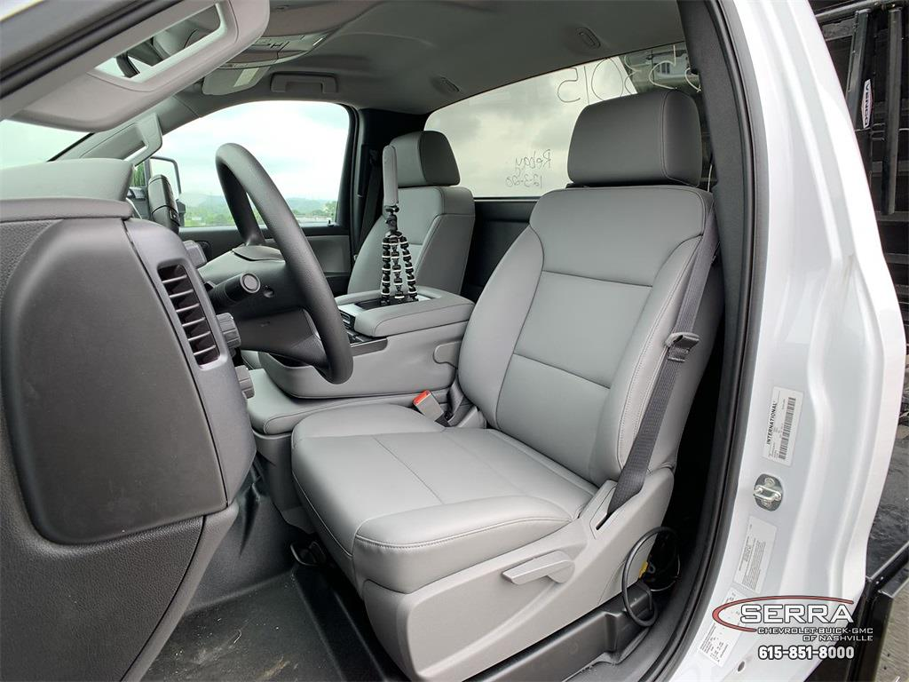 2020 Chevrolet Silverado 4500 Regular Cab DRW 4x4, Freedom Dump Body #C203739 - photo 11