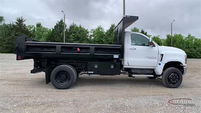 2020 Chevrolet Silverado 4500 Regular Cab DRW 4x4, Freedom Dump Body #C203739 - photo 9