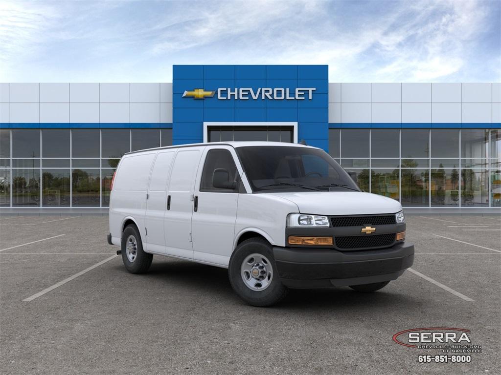 2020 Chevrolet Express 2500 4x2, Empty Cargo Van #C203747 - photo 1