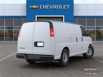 2020 Chevrolet Express 2500 4x2, Empty Cargo Van #C203747 - photo 2