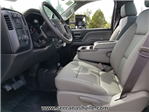 2017 Silverado 3500 Regular Cab DRW 4x4,  Reading Classic II Aluminum  Service Body #C72066 - photo 5