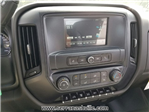 2017 Silverado 3500 Regular Cab DRW 4x4,  Reading Classic II Aluminum  Service Body #C72066 - photo 8