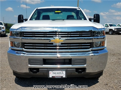 2017 Silverado 2500 Regular Cab 4x4,  Reading SL Service Body #C72364 - photo 5