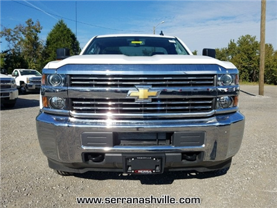2017 Silverado 2500 Regular Cab, Reading SL Service Body #C72733 - photo 4