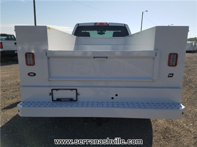 2017 Silverado 2500 Regular Cab, Reading SL Service Body #C72733 - photo 2