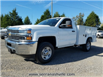 2017 Silverado 2500 Regular Cab, Reading SL Service Body #C72733 - photo 5