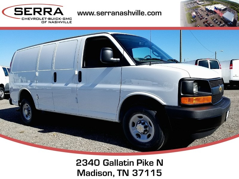 2017 Express 2500, Cargo Van #C72823 - photo 1