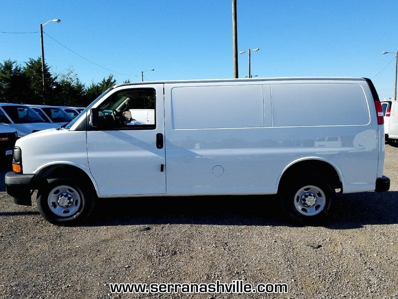 2017 Express 2500, Cargo Van #C72833 - photo 5