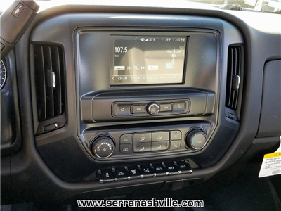 2018 Silverado 3500 Regular Cab DRW, Knapheide PGNB Gooseneck Platform Body #C80270 - photo 8