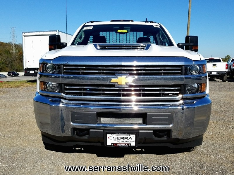 2018 Silverado 3500 Regular Cab DRW 4x2,  Knapheide Platform Body #C80271 - photo 3