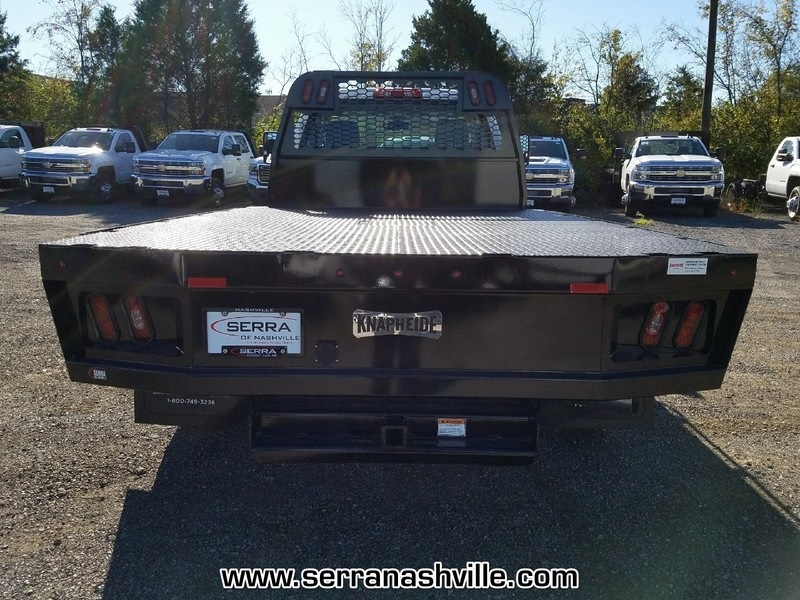 2018 Silverado 3500 Regular Cab DRW 4x2,  Knapheide Platform Body #C80271 - photo 2