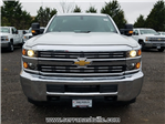 2018 Silverado 2500 Regular Cab 4x4, Reading SL Service Body #C80280 - photo 3