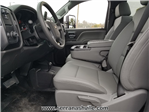 2018 Silverado 2500 Regular Cab 4x4, Reading SL Service Body #C80280 - photo 6