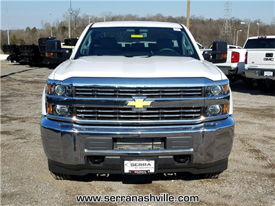 2018 Silverado 2500 Regular Cab, Reading SL Service Body #C80598 - photo 3