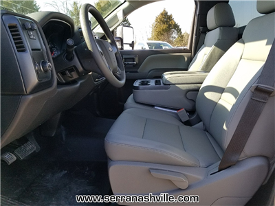 2018 Silverado 2500 Regular Cab, Reading SL Service Body #C80598 - photo 5