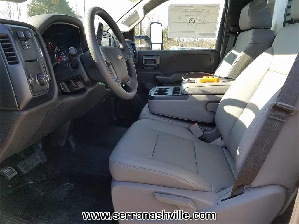 2018 Silverado 3500 Regular Cab DRW 4x2,  Freedom Dump Body #C80674 - photo 7