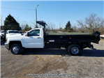 2018 Silverado 3500 Regular Cab DRW 4x2,  Freedom Dump Body #C80674 - photo 1
