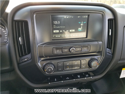2018 Silverado 3500 Crew Cab DRW 4x4, Service Body #C80707 - photo 10