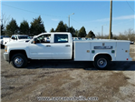 2018 Silverado 3500 Crew Cab DRW 4x4,  Reading Service Body #C80707 - photo 1