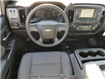 2018 Silverado 3500 Crew Cab DRW 4x4, Service Body #C80707 - photo 8