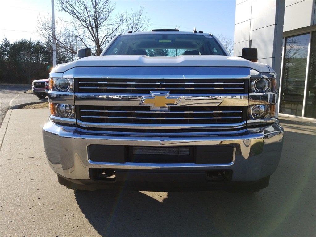 2018 Silverado 2500 Double Cab 4x4,  Warner Select II Service Body #C80849 - photo 3