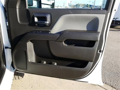 2018 Silverado 2500 Double Cab 4x4,  Warner Select II Service Body #C80849 - photo 19