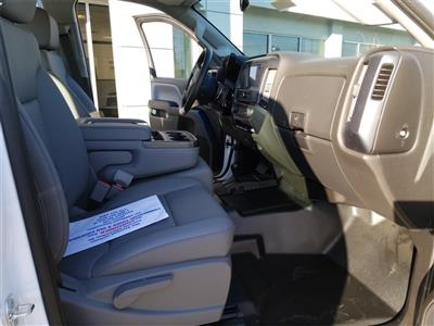 2018 Silverado 2500 Double Cab 4x4,  Warner Select II Service Body #C80849 - photo 21