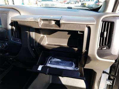 2018 Silverado 2500 Double Cab 4x4,  Warner Select II Service Body #C80849 - photo 23