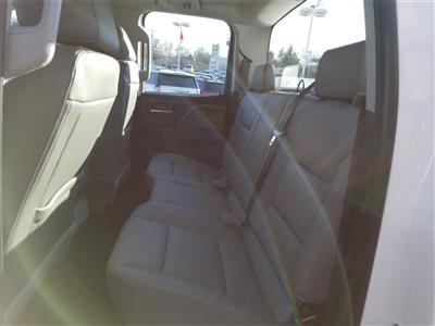 2018 Silverado 2500 Double Cab 4x4,  Warner Select II Service Body #C80849 - photo 26
