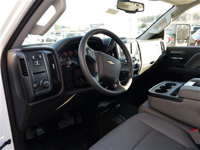 2018 Silverado 2500 Double Cab 4x4,  Warner Select II Service Body #C80849 - photo 32