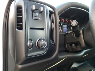 2018 Silverado 2500 Double Cab 4x4,  Warner Select II Service Body #C80849 - photo 35