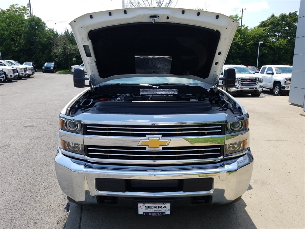 2018 Silverado 3500 Regular Cab DRW 4x2,  Freedom Platform Body #C80857 - photo 17
