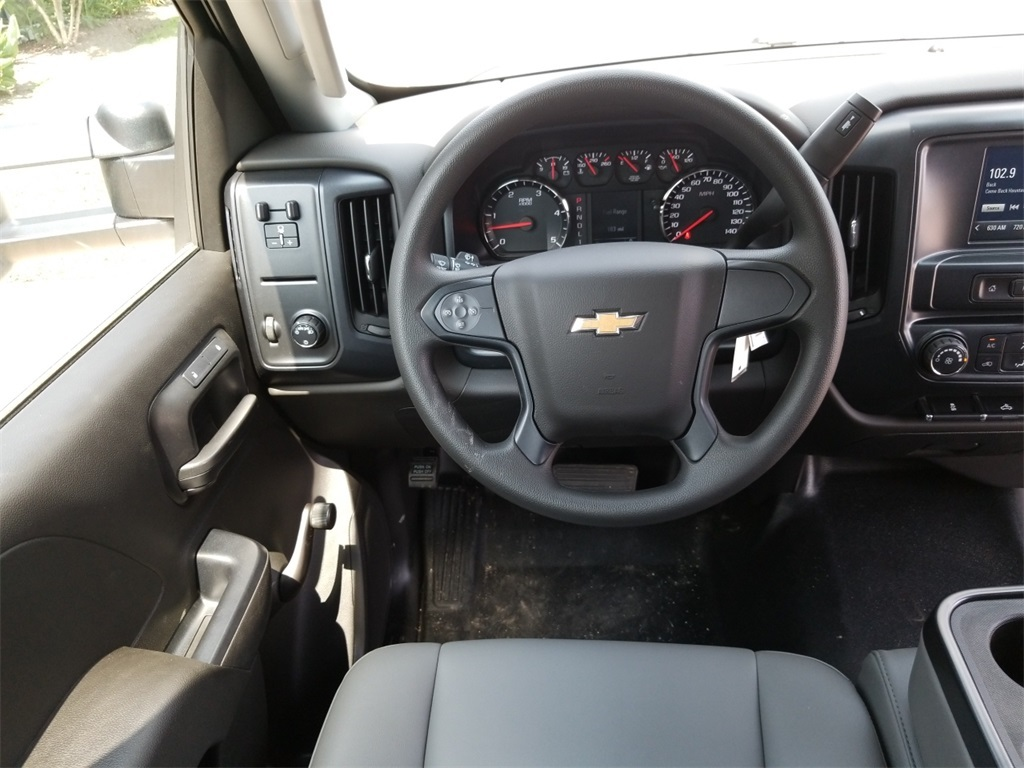 2018 Silverado 3500 Regular Cab DRW 4x2,  Freedom Platform Body #C80857 - photo 26