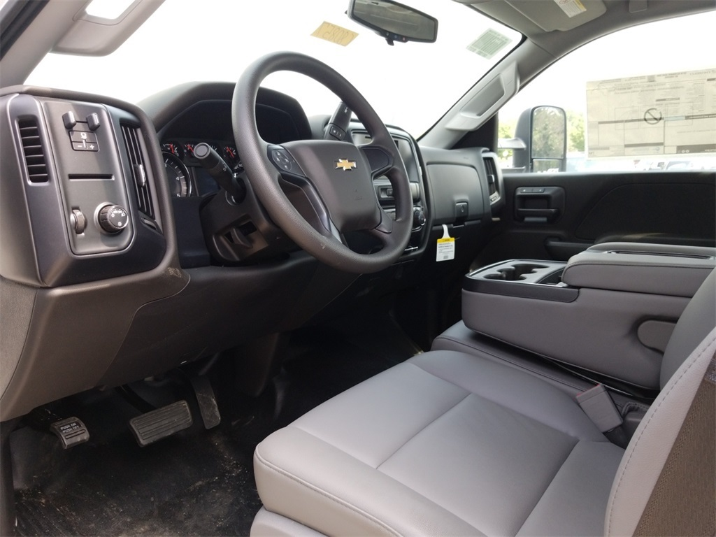 2018 Silverado 3500 Regular Cab DRW 4x2,  Freedom Platform Body #C80857 - photo 31