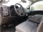 2018 Silverado 3500 Regular Cab DRW 4x2,  Freedom Rodeo Platform Body #C80857 - photo 31