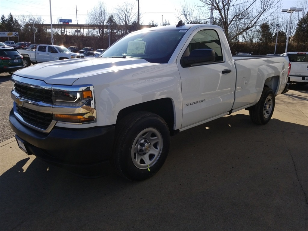 2018 Silverado 1500 Regular Cab, Pickup #C80906 - photo 1