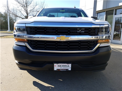 2018 Silverado 1500 Regular Cab, Pickup #C80906 - photo 4