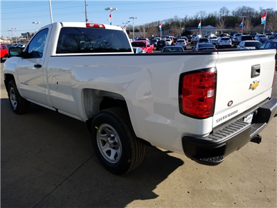 2018 Silverado 1500 Regular Cab, Pickup #C80906 - photo 2