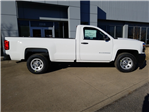 2018 Silverado 1500 Regular Cab, Pickup #C80906 - photo 8