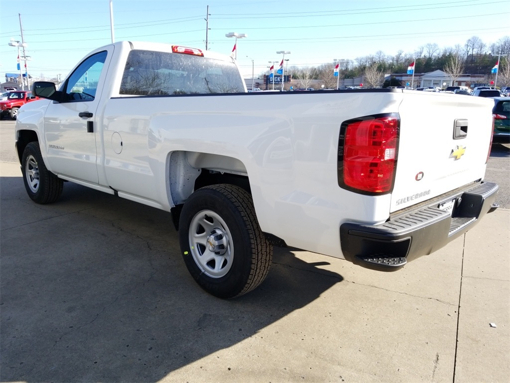 2018 Silverado 1500 Regular Cab, Pickup #C80909 - photo 2