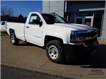 2018 Silverado 1500 Regular Cab, Pickup #C80909 - photo 3