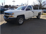 2018 Silverado 1500 Regular Cab, Pickup #C80909 - photo 1