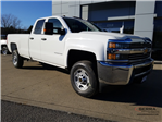2018 Silverado 2500 Double Cab, Pickup #C80916 - photo 3