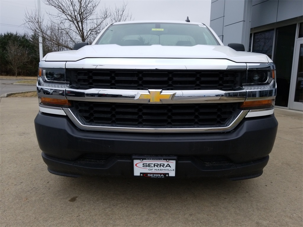 2018 Silverado 1500 Regular Cab, Pickup #C80918 - photo 3