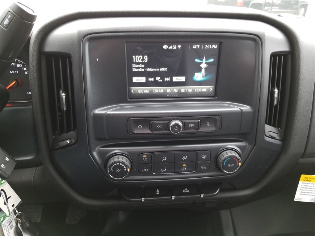 2018 Silverado 1500 Regular Cab, Pickup #C80918 - photo 27