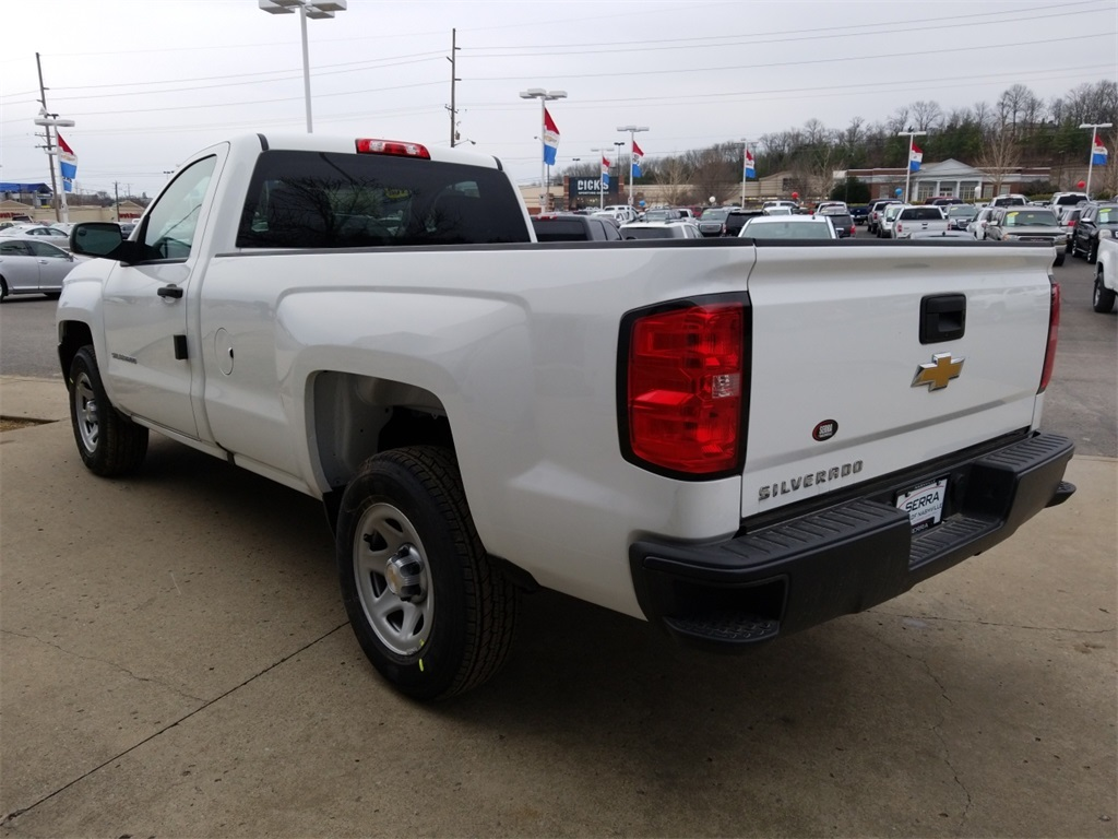 2018 Silverado 1500 Regular Cab, Pickup #C80918 - photo 6