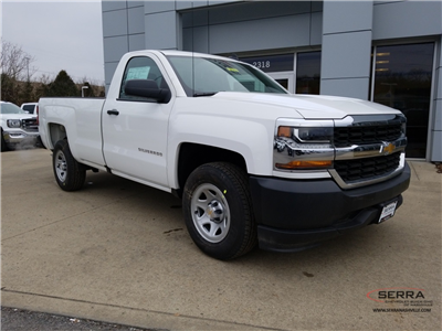 2018 Silverado 1500 Regular Cab, Pickup #C80918 - photo 1