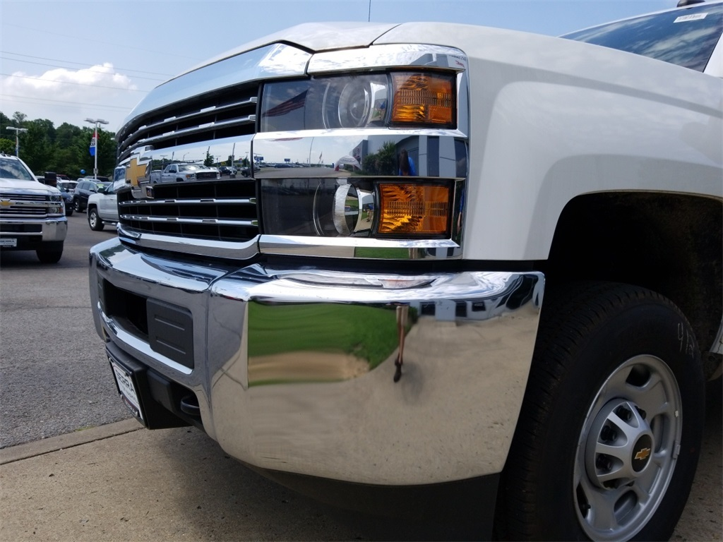 2018 Silverado 2500 Crew Cab 4x4,  Knapheide Service Body #C80930 - photo 14